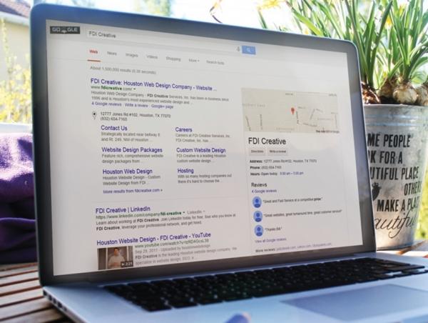 Houston Website Design - Search Engine Marketing
