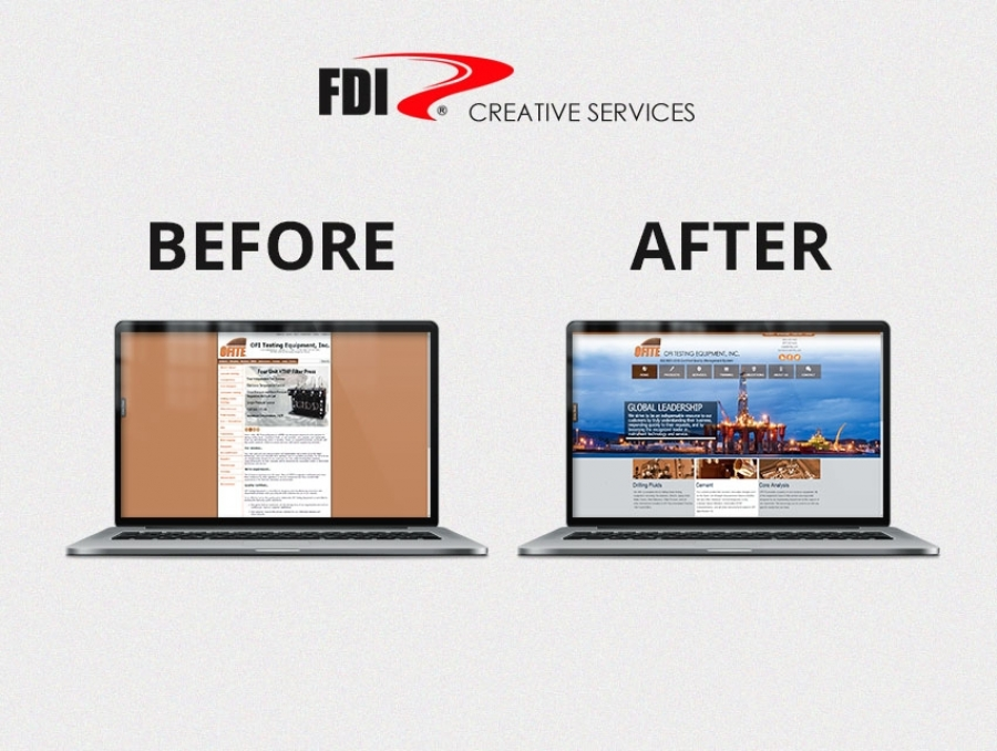 Custom Website Design Company- FDI Creative